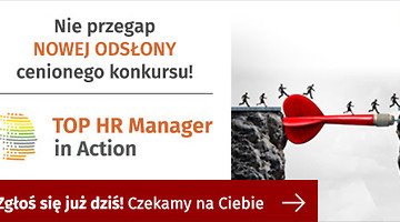 Konkurs TOP HR Manager in Action